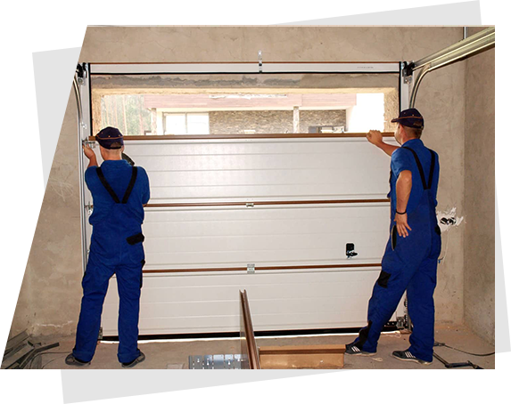roll up garage door spring repair service